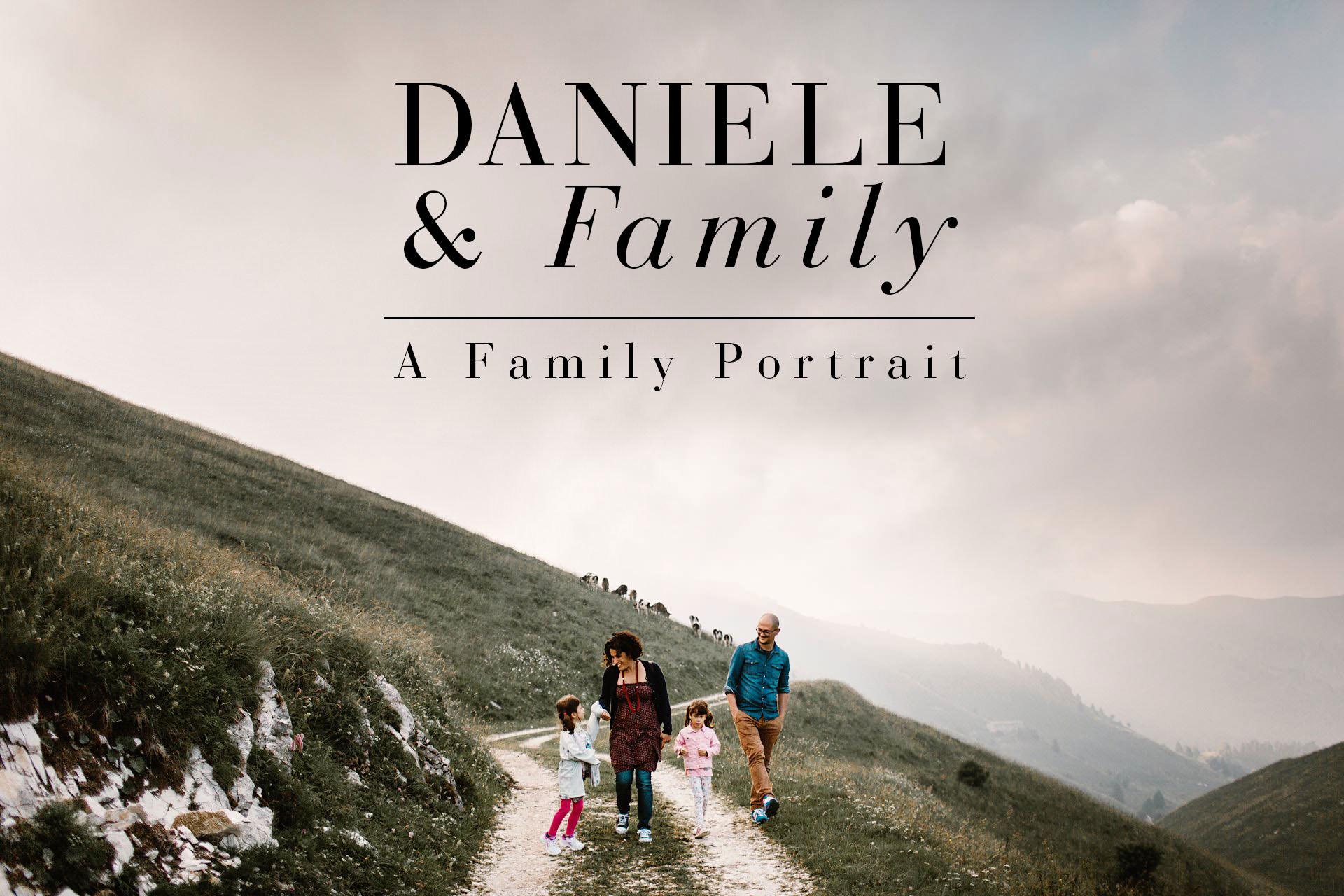 Daniele & Family